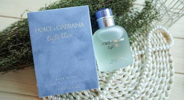 Light Blue pour Homme Dolce&Gabbana cologne a